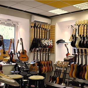 Музыкальные магазины Старого Оскола