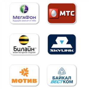Операторы сотовой связи Старого Оскола