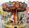 Парки культуры и отдыха в Старом Осколе